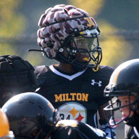 Milton Steelers Fall 2016 #7