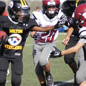 Milton Steelers Fall 2015 #4