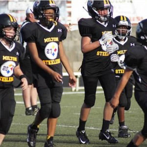 Milton Steelers Fall 2015 #9