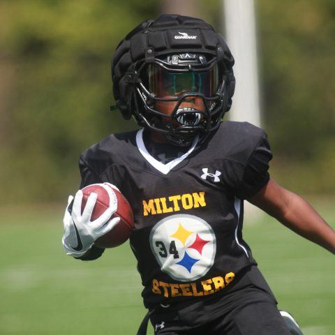 Milton Steelers Fall 2016 #3