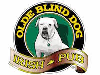 SILVER Old Blind Dog Logo