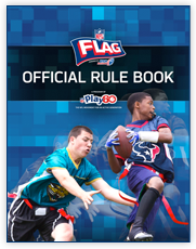 NFL Flag Football Rule Book